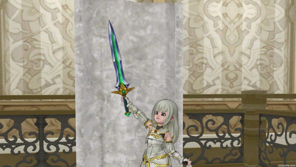 ドラクエ10 レベル96装備『天恵石のつるぎ(片手剣)』の白い宝箱のまとめ