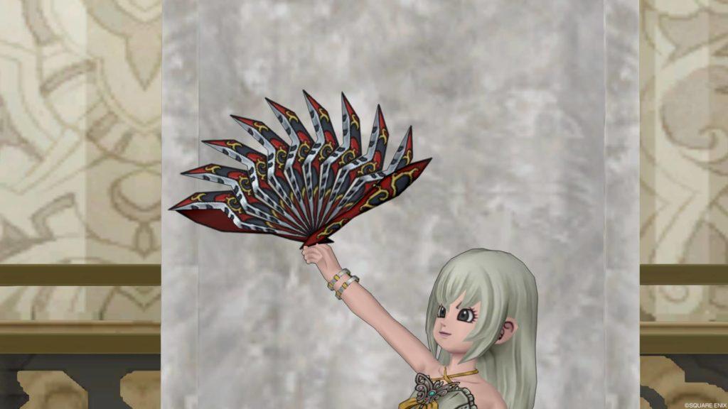 ドラクエ10 レベル93装備『妖貴妃のおうぎ(扇)』の白い宝箱のまとめ