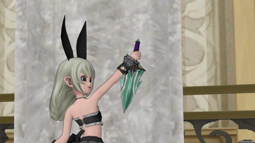 ドラクエ10 レベル93装備『トールナイフ(短剣)』の白い宝箱のまとめ