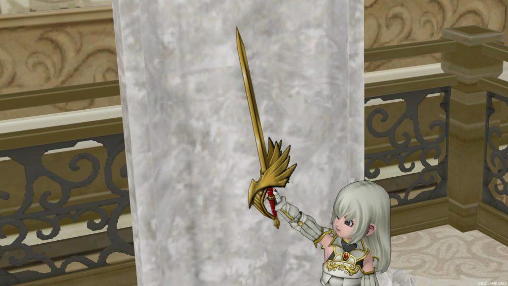 ドラクエ10 レベル90装備『はやぶさの剣改(片手剣)』の白い宝箱のまとめ