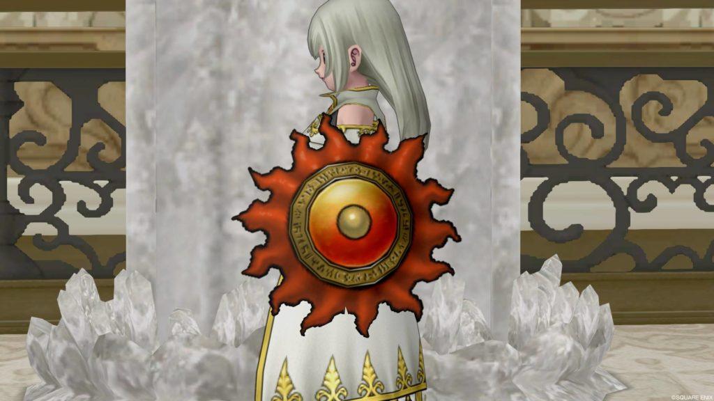 ドラクエ10 レベル85装備『炎帝の大盾(大盾)』の白い宝箱のまとめ