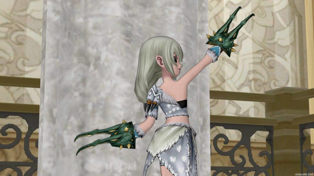 ドラクエ10 レベル96装備『ドラゴンクロ―改(ツメ)』の白い宝箱のまとめ