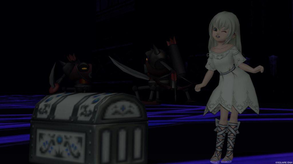 ドラクエ10 動けない『メギドロイド』を白箱ねらいで狩ってみた♪(超おすすめ)