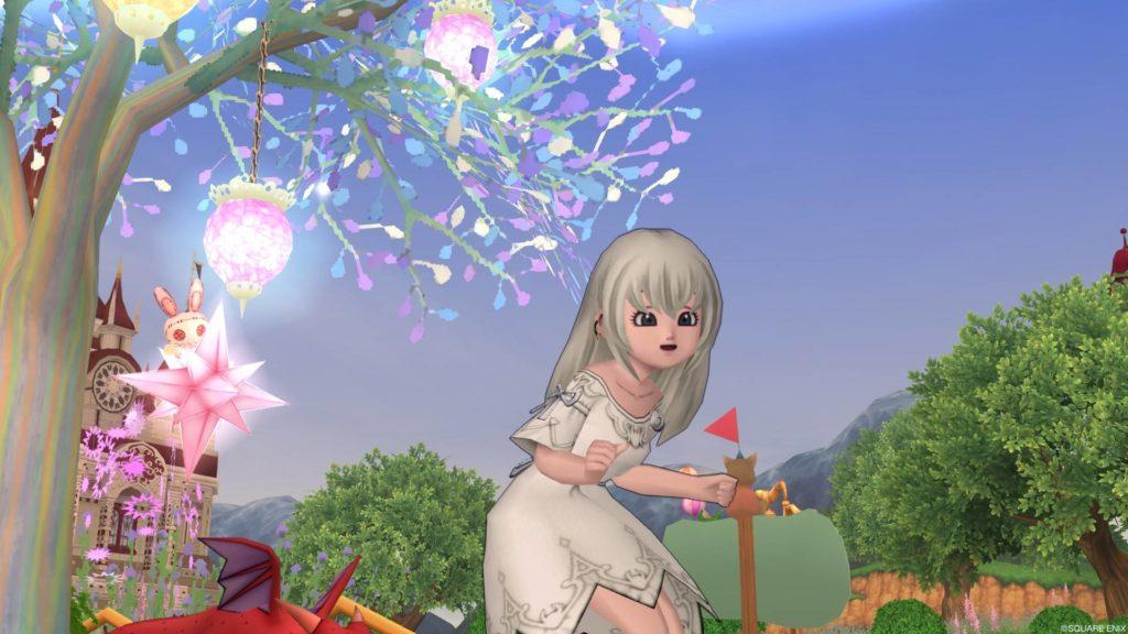 ドラクエ10イベント「妖精の国が大ピンチ!」が始まりました♪