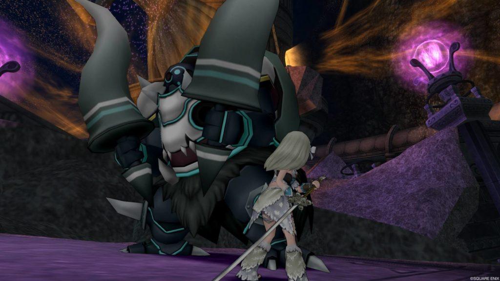 ドラクエ10 聖守護者「破魔石」ねらいでの『バロンナイト』の狩場♪