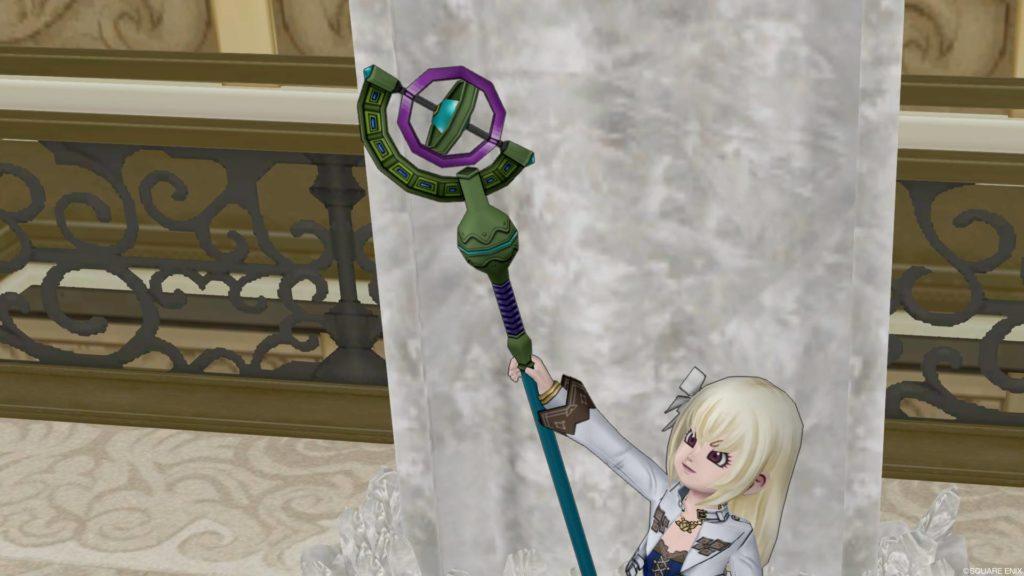 ドラクエ10 レベル85装備『万物流転の杖(両手杖)』の白い宝箱のまとめ