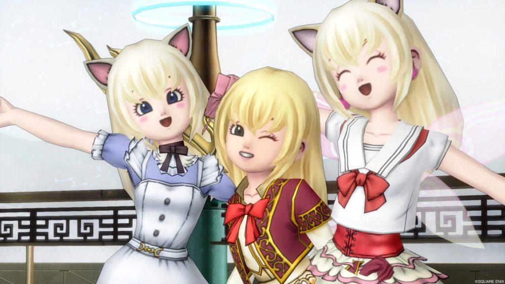 ドラクエ10『だいすき』チャレンジ☆彡
