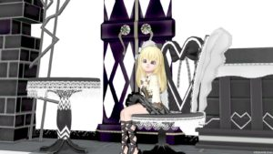 カッコイイ系ドレアに似合う幻想的な『スタジオDROLE』【ドラクエ10】